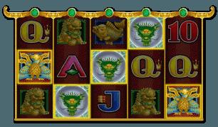 Mobile Genting 5 Dragons Slot 2nd Prize Winning Image