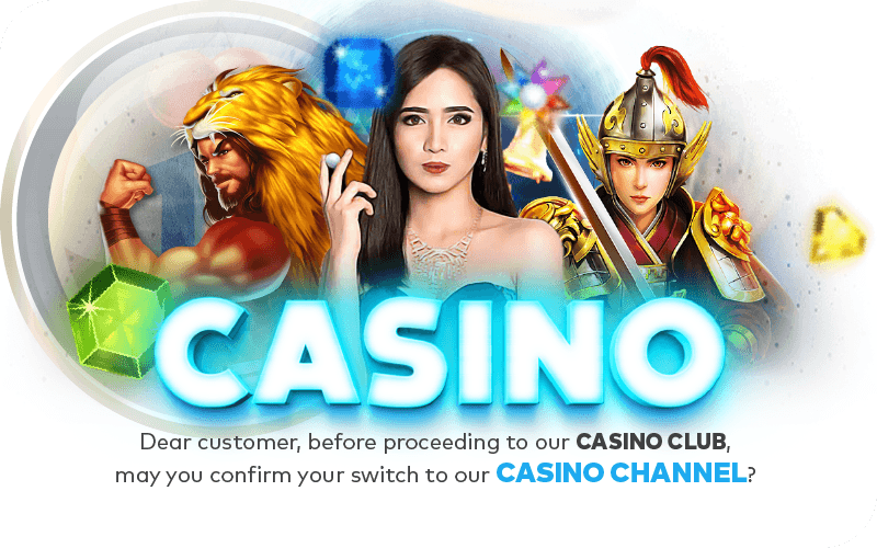 Trusted Online Casino Singapore Channel Banner