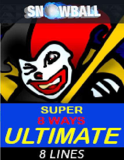 Super 8 Ways Ultimate